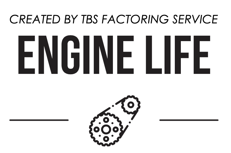 Created By TBS Factoring Service, Engine Life