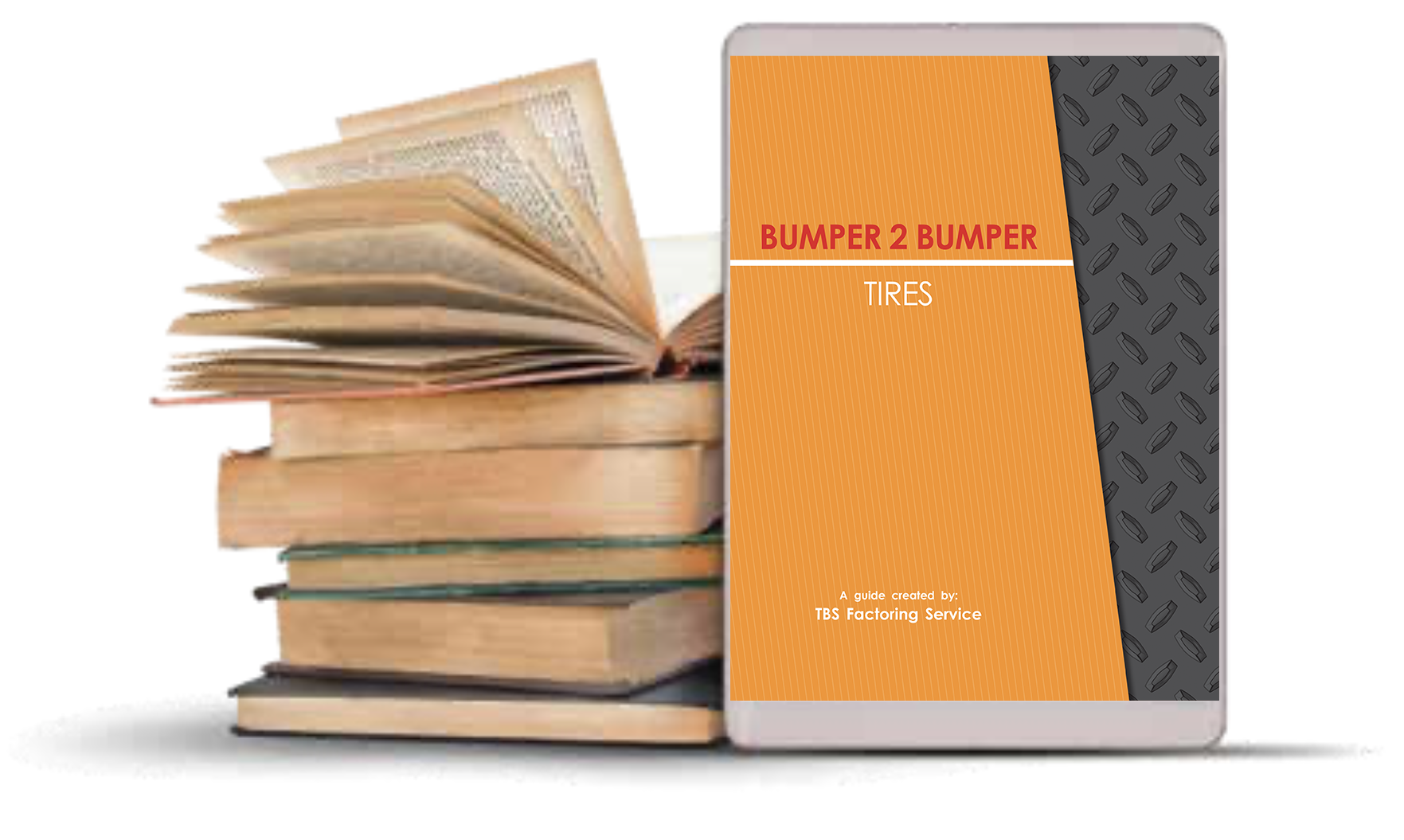 Bumper 2 Bumper, Tires E-Book
